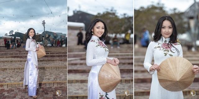 Các thí sinh tài sắc hứa hẹn cuộc tranh tài hấp dẫn để tìm ra ngôi vị Hoa khôi du học sinh Việt tại Úc 2018.