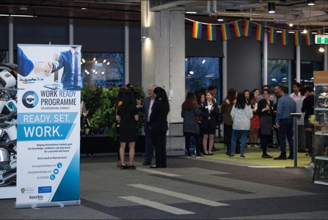 Chương trình đã hỗ trợ và cho sinh viên quốc tế nhiều cơ hội việc làm trong tương lai.