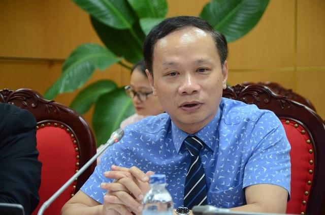 TS. Phạm Tất Thắng (Phó Chủ nhiệm Ủy ban Văn hóa, Giáo dục, Thanh niên, Thiếu niên và Nhi đồng của Quốc hội).