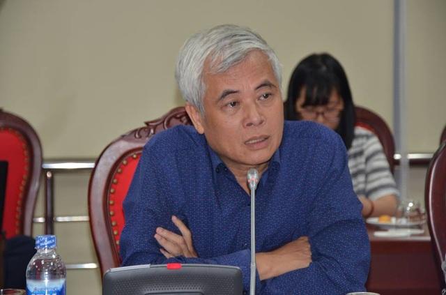 TS. Quách Tuấn Ngọc, nguyên Cục trưởng Cục Công nghệ thông tin đề xuất tách bài thi THPT quốc gia thành 2 phần đề: thi tốt nghiệp THPT và thi ĐH-CĐ.