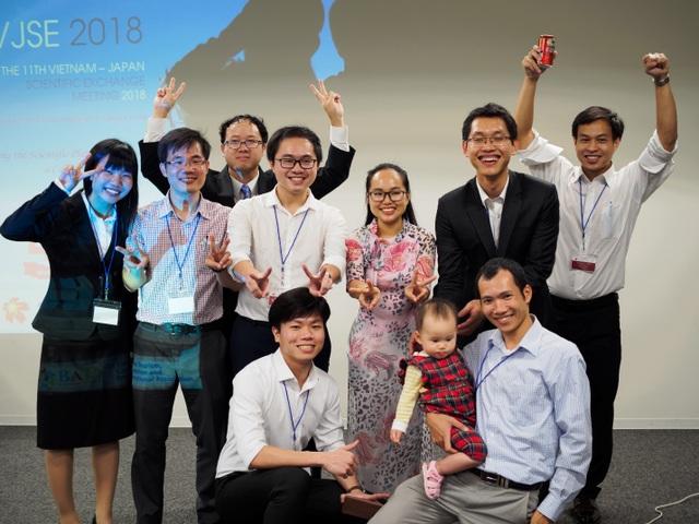 BTC Sendai của hội nghị (ảnh: Hoàng Chu).