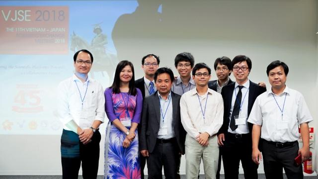 Một số thành viên trong Hội đồng khoa học hội nghị (ảnh: Hoàng Chu).