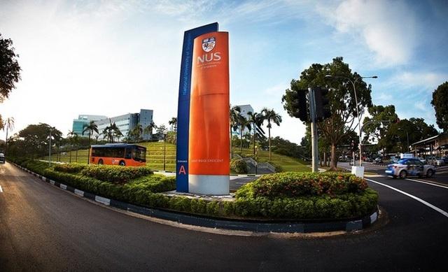 Đại học Quốc gia Singapore đánh mất vị trí số 1 của khu vực châu Á tại bảng xếp hạng THE 2019. (Ảnh: NUS)