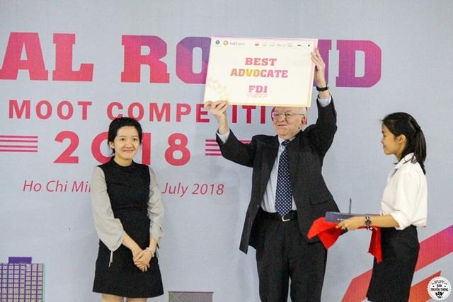 Bạn trẻ xuất sắc đại diện Việt Nam sẽ thi đấu Phiên tòa giả định về đầu tư tại Thụy Điển - 3