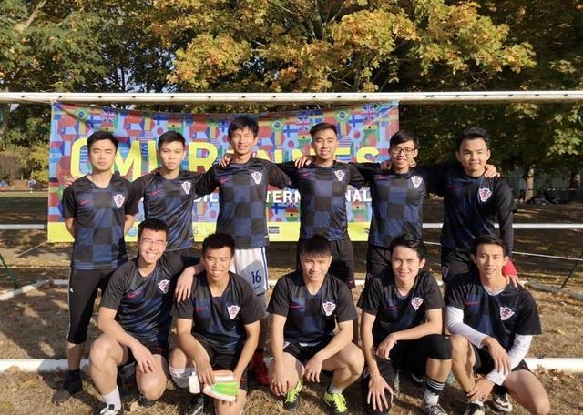 Du học sinh Việt sôi nổi tranh giải bóng đá sinh viên trên đất Pháp - 3