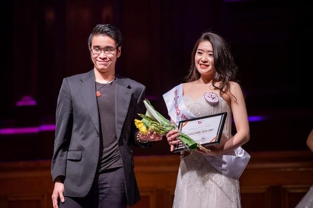 Cô gái miền đất Mũi đăng quang Hoa khôi du học sinh Việt tại Úc 2018 - 9