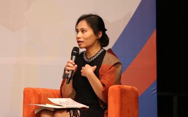 Bà Phí Mai Chi.