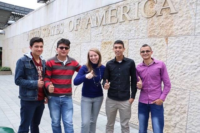 Chương trình học hè tự túc kéo dài từ 2 - 4 tuần tại các trường Đại học và Cao đẳng Hoa Kỳ dành cho học sinh trung học phổ thông lứa tuổi 15 – 17 (Ảnh minh họa).