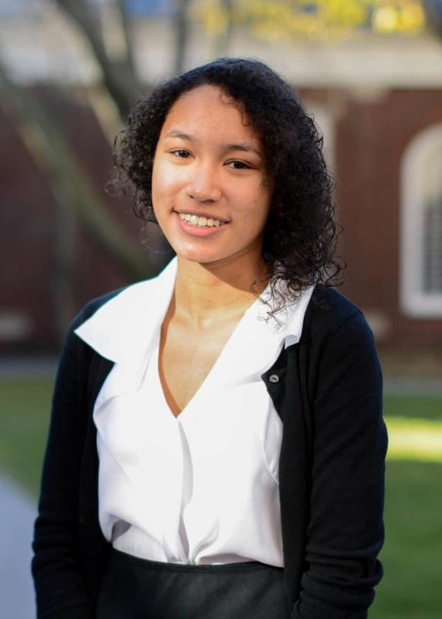 Nữ sinh da màu xinh đẹp đầu tiên trở thành Tổng biên tập tờ tạp chí hot nhất ĐH Harvard - 3