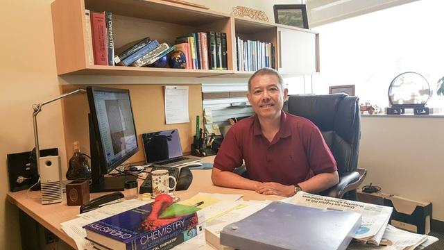 Giáo sư Trương Nguyện Thành đang giảng dạy và nghiên cứu tại trường Đại học Utah (Mỹ).
