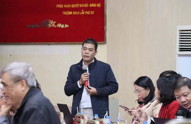 TS. Phí Hồng Hải - Phó Giám đốc Viện Khoa học Lâm nghiệp Việt Nam.