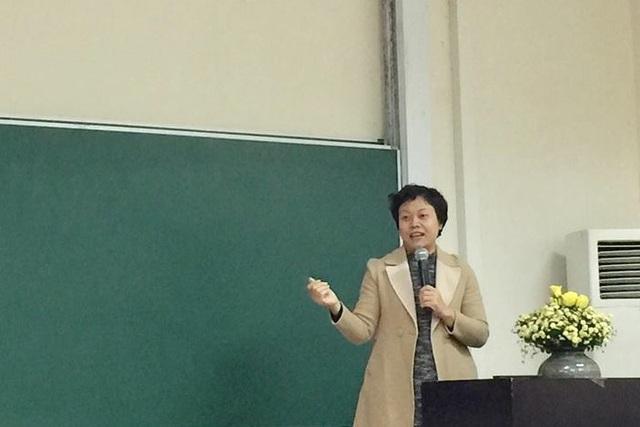 PGS.TS Chu Cẩm Thơ – Phó trưởng ban nghiên cứu đánh giá giáo dục, Viện khoa học giáo dục - Bộ GD&ĐT