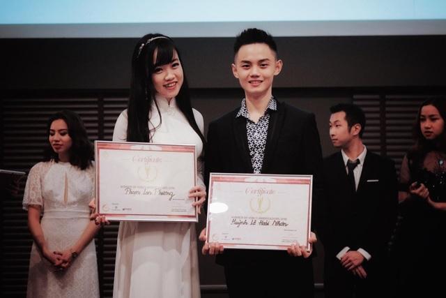 Lộ diện hai đại sứ sinh viên Việt Nam tại Hà Lan năm 2018 - 4