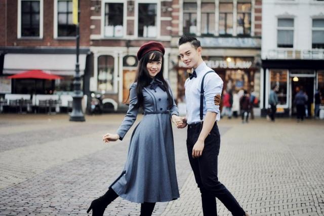 Lộ diện hai đại sứ sinh viên Việt Nam tại Hà Lan năm 2018 - 7