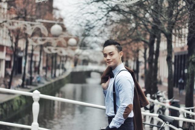 Lộ diện hai đại sứ sinh viên Việt Nam tại Hà Lan năm 2018 - 8