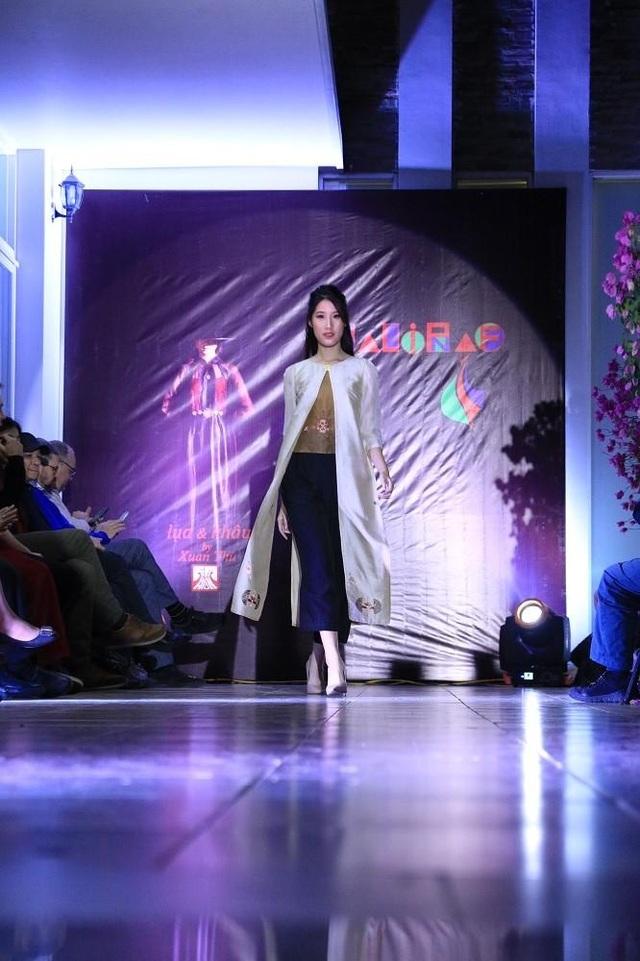Ra mắt CLB Thời trang và Toán học trong vườn ươm tài năng của GS Ngô Bảo Châu - 6