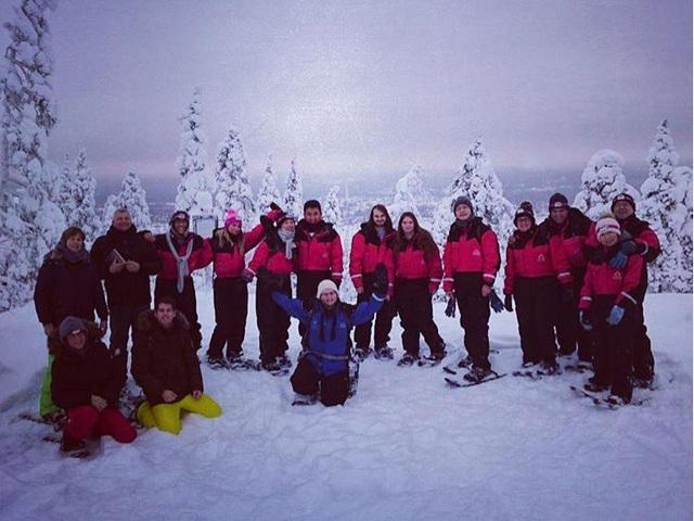 Phần Lan: Thuê học sinh, sinh viên làm những chú lùn Giáng sinh toàn thời gian - Ảnh 2.