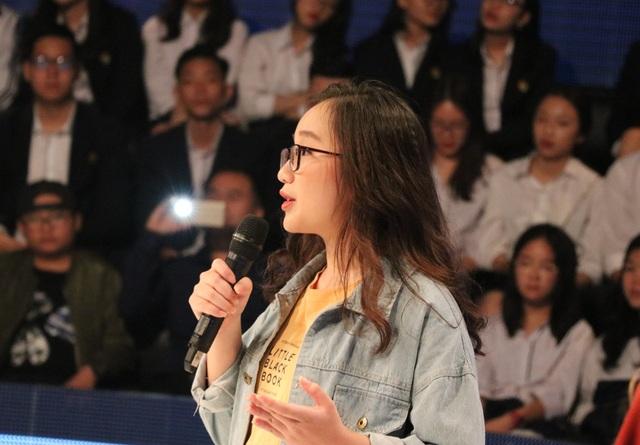 Nữ sinh Hòa Bình tự tin hùng biện tiếng Anh, giành vé đến New Zealand trải nghiệm - Ảnh 5.