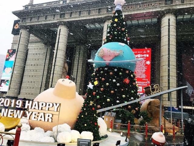 Giáng sinh đa sắc màu của du học sinh Việt trên khắp thế giới - Ảnh 9.