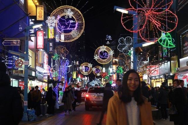 Giáng sinh đa sắc màu của du học sinh Việt trên khắp thế giới - Ảnh 11.