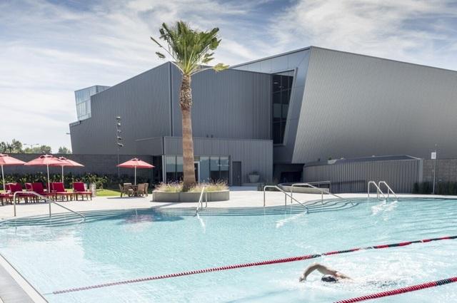 Những trung tâm thể thao, giải trí tuyệt vời của trường đại học Mỹ - Ảnh 2.