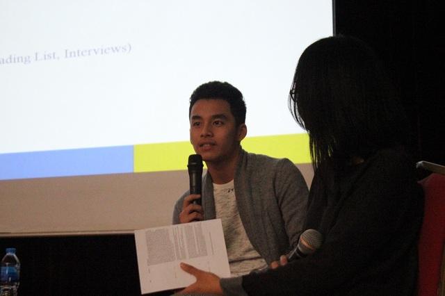 Trần Văn Hào chia sẻ về bài luận cá nhân trong hồ sơ nộp ĐH Mỹ.