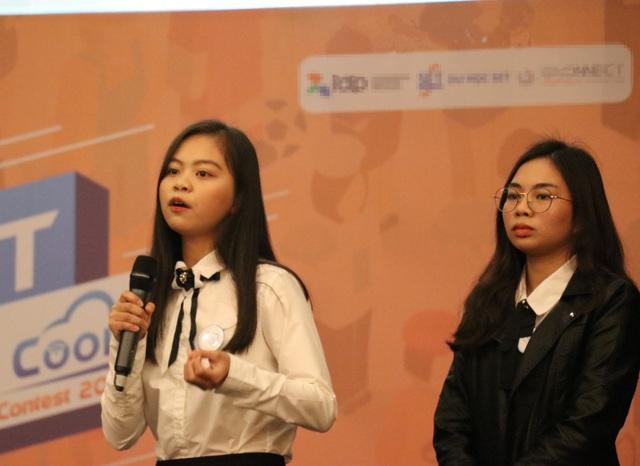 Học sinh phổ thông phía Bắc tranh tài khám phá nghề nghiệp tương lai - Ảnh 1.