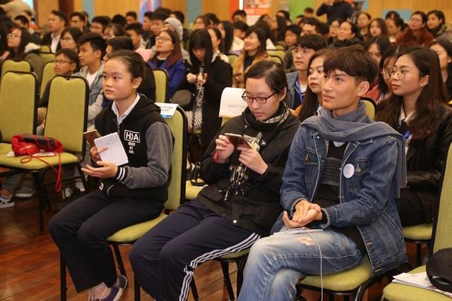 Học sinh phổ thông phía Bắc tranh tài khám phá nghề nghiệp tương lai - Ảnh 3.