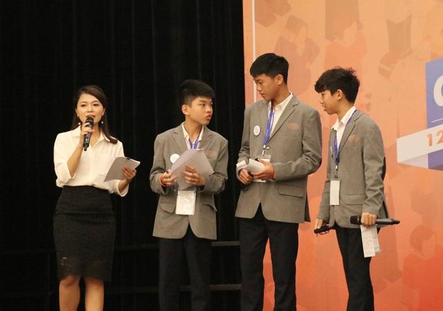 Học sinh phổ thông phía Bắc tranh tài khám phá nghề nghiệp tương lai - Ảnh 4.