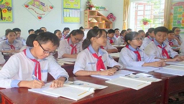 Hiện tại Hà Tĩnh có hai trường đã dừng dạy học theo chương trình mô hình học VNEN