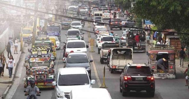Thành phố Cebu được đánh giá là địa điểm tồi tệ nhất để lái xe