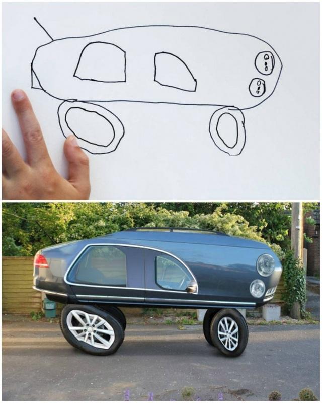 Các nhà thiết kế ô tô trong tương lai hẳn phải cân nhắc kiểu xe ấn tượng này