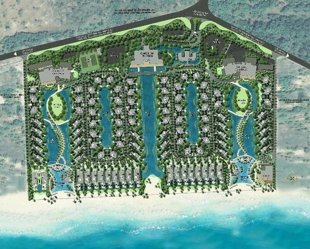 Melia Hồ Tràm at The Hamptons - khu resort chuẩn quốc tế.