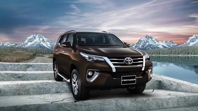 Khám phá những tính năngđột phácủa Toyota Fortuner 2017 - 1