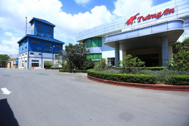 Nhà máy dầu Phú Mỹ tại Khu công nghiệp Phú Mỹ I, Bà Rịa Vũng Tàu với tổng giá trị đầu tư hơn 330 tỷ đồng