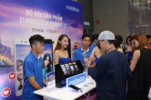Sự kiện ra mắt bộ đôi smartphone selfie Zumbo S2, Zumbo J2 của Mobiistar