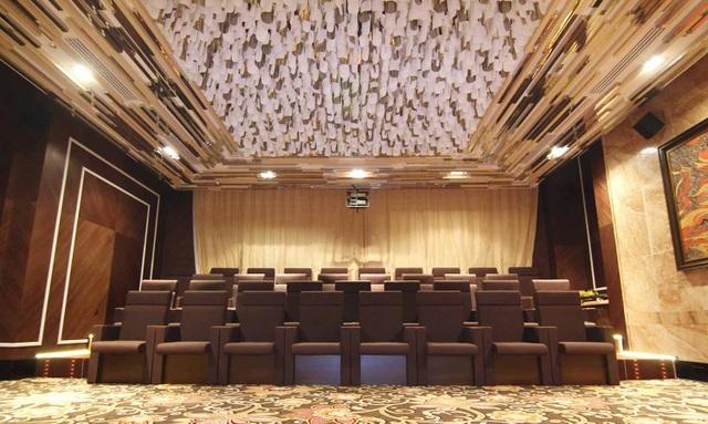 Rạp chiếu phim 3D sống động