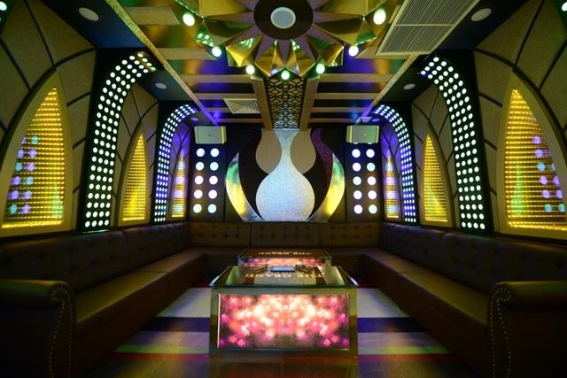 Hệ thống phòng hát karaoke Jukebox hiện đại