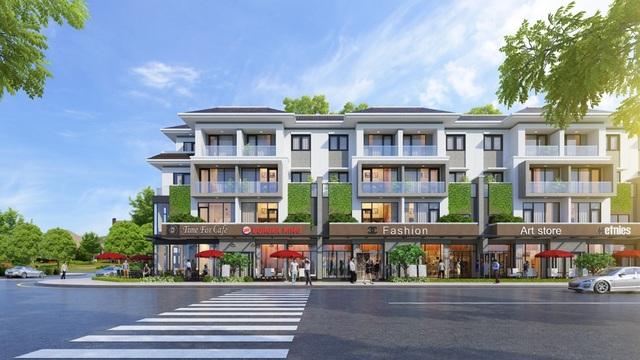 Lối kiến trúc xanh theo xu hướng mới của Lavila Đông Sài Gòn hiện nay không chỉ tạo sự xanh mát, giảm bức xạ nhiệt mà còn giúp ngôi nhà trở nên hấp dẫn hơn trong mắt khách hàng.