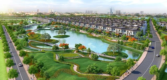 """Thiết kế cảnh quan độc đáo đã giúp Lavila Nam Sài Gòn vinh dự đạt giải thưởng Vietnam Property Awards 2017 - hạng mục """"Best Housing Landscape Architectural Design"""" và hiện đang là đại diện Việt Nam được đề cử ở hạng mục cùng tên tại giải thưởng khu vực Asia Property Adwards."""
