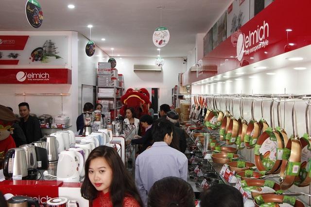 Tưng bừng khai trương Showroom Elmich thứ 9 tại Hà Đông, Hà Nội - 4