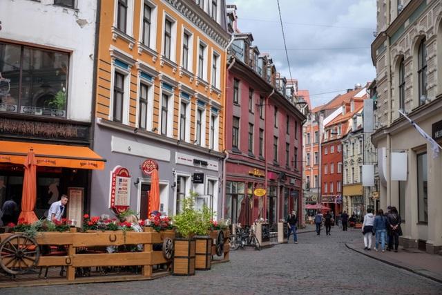 Lấy thẻ xanh Latvia chỉ từ 1,6 tỷ đồng (60.000 Euro) - 1