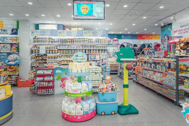 Các sản phẩm tại siêu thị Con Cưng đều có nguồn gốc xuất xứ rõ ràng và chất lượng uy tín