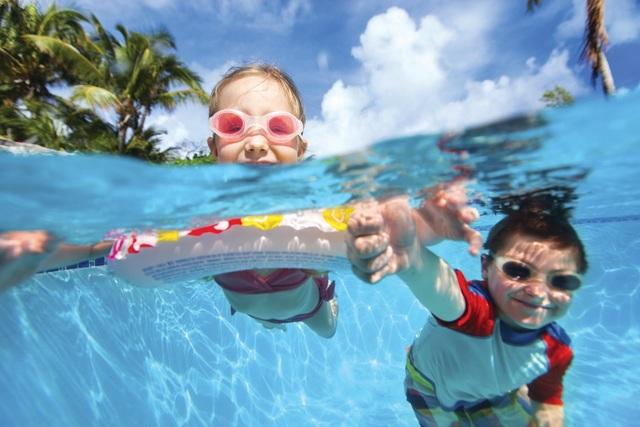 Hồ Tràm hội tụ đủ các yếu tố giải trí và nghỉ dưỡng