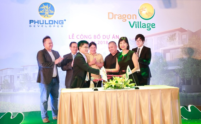 Khách hàng chen chân mua nhà dự án Dragon Village - 6