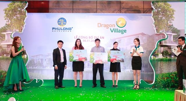 Khách hàng chen chân mua nhà dự án Dragon Village - 8
