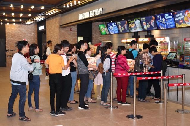 Giới trẻ Sài Gòn tưng bừng đón lễ hội tại cụm rạp CGV - 5