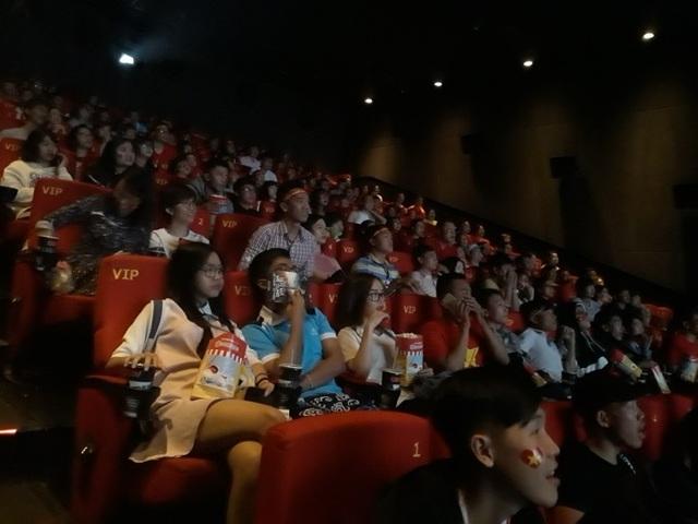 Giới trẻ Sài Gòn tưng bừng đón lễ hội tại cụm rạp CGV - 8
