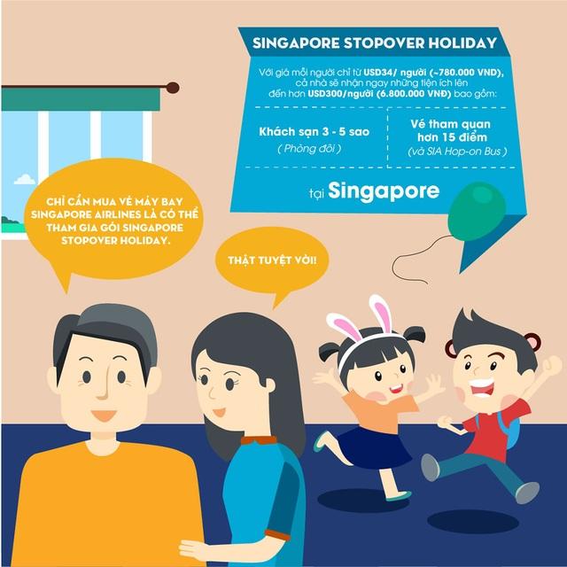 Bí kíp du lịch Singapore với gói dịch vụ dành cho gia đình - 7