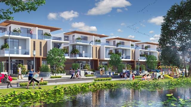 Dragon Village – Thành phố của giá trị sống mới